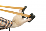 Thumb Rest for Y-Shot Slingshot