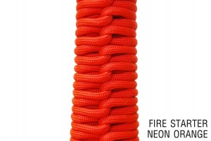 Fire Starter Neon Orange wrap