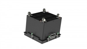 Bottom of the Montie Gear EMP Resistant Box / Faraday Cage