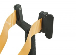Thumb Rest for the Montie Gear Y-Shot Slingshot