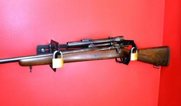 Montie Gear Rifle Rack