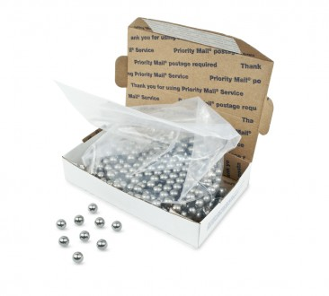 "Bulk ammo - 1/2"" Steel Ball - 450 Pieces"