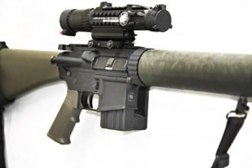 AR-15 Wall Mount